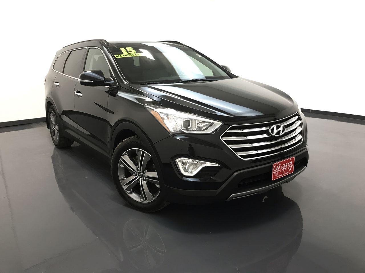 2015 Hyundai Santa Fe  - C & S Car Company
