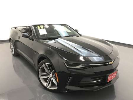 2017 Chevrolet Camaro 1LT  Convertible for Sale  - 15770  - C & S Car Company