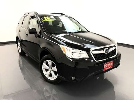 2016 Subaru Forester 2.5i Limited for Sale  - 15771  - C & S Car Company