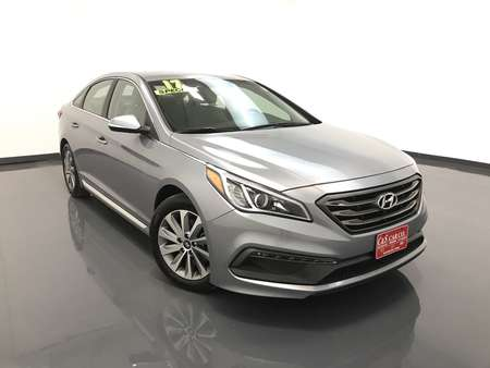 2017 Hyundai Sonata Sport for Sale  - HY7830A  - C & S Car Company