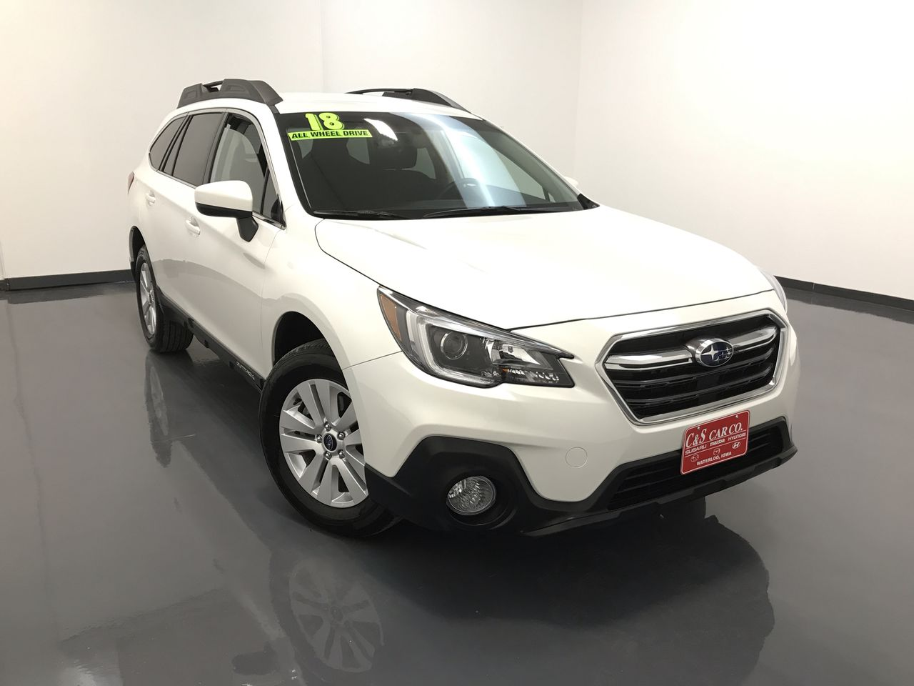 2018 Subaru Outback 2.5i Premium  - SB7964A  - C & S Car Company