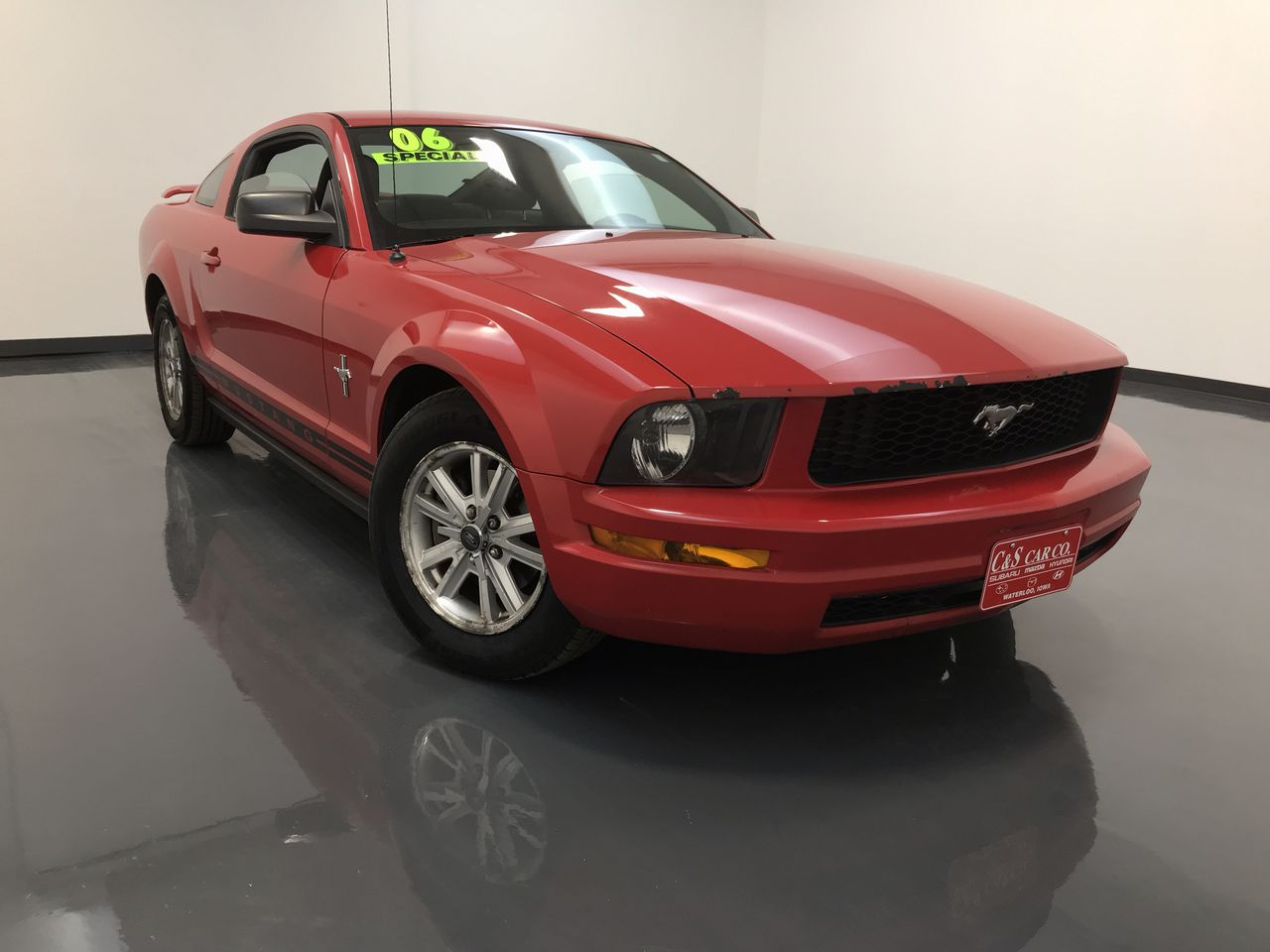 2006 Ford Mustang  - C & S Car Company