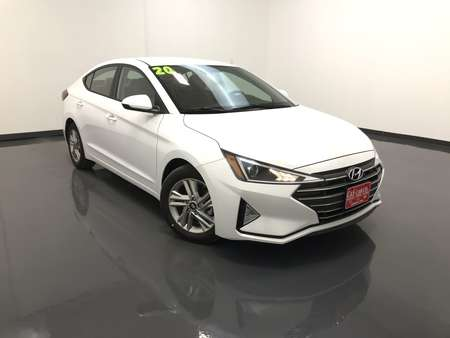2020 Hyundai Elantra SEL for Sale  - HY8131  - C & S Car Company