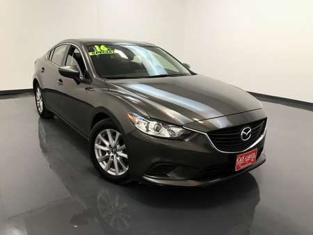 2016 Mazda Mazda6 i Sport for Sale  - HY7977B  - C & S Car Company
