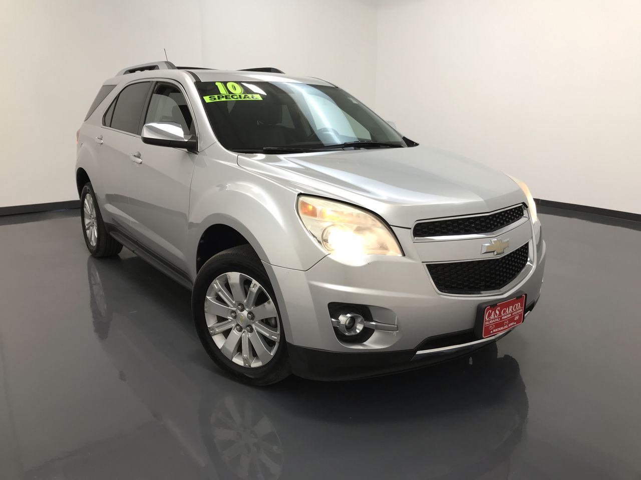 2010 Chevrolet Equinox  - C & S Car Company