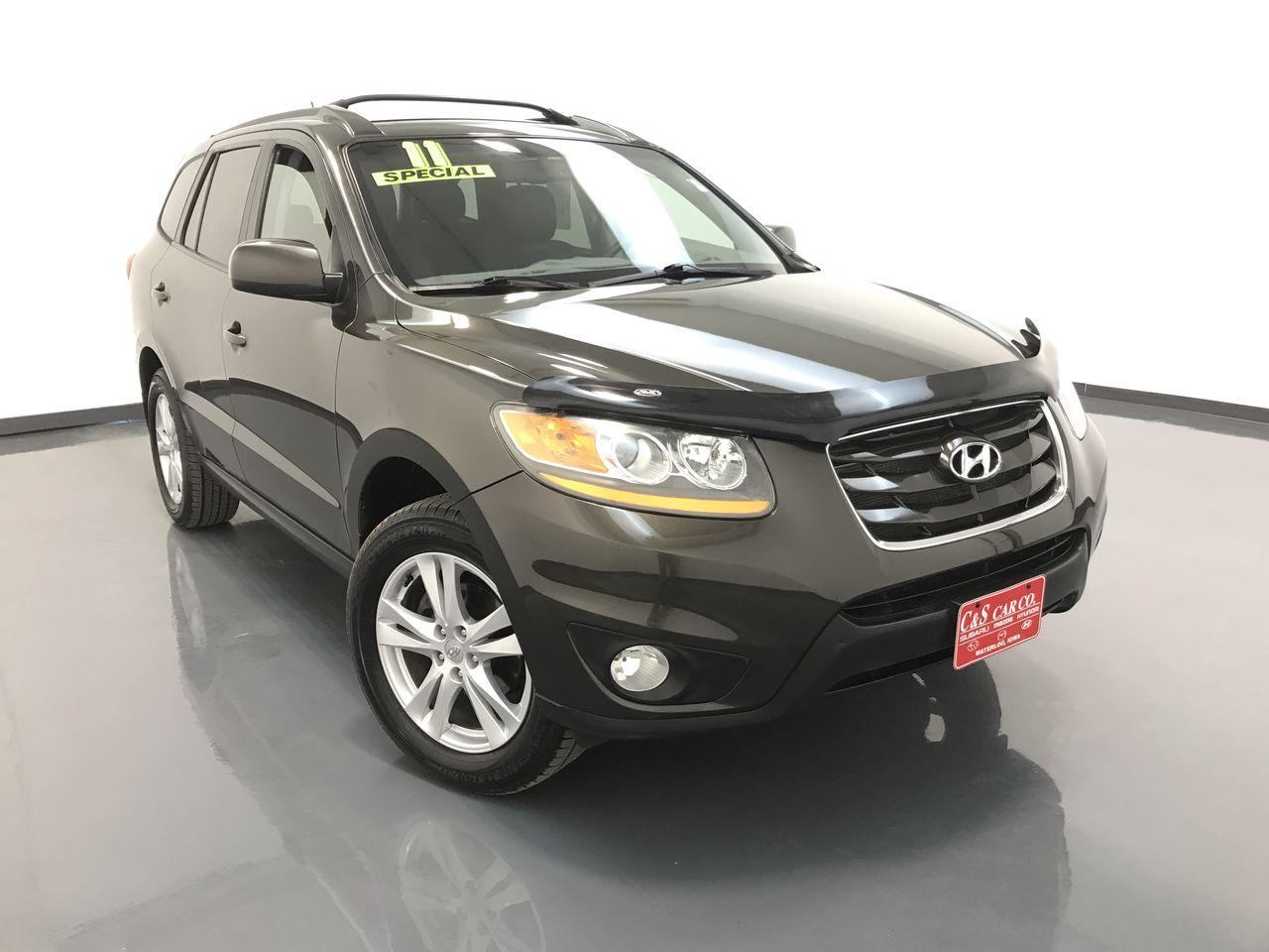 2011 Hyundai Santa Fe  - C & S Car Company