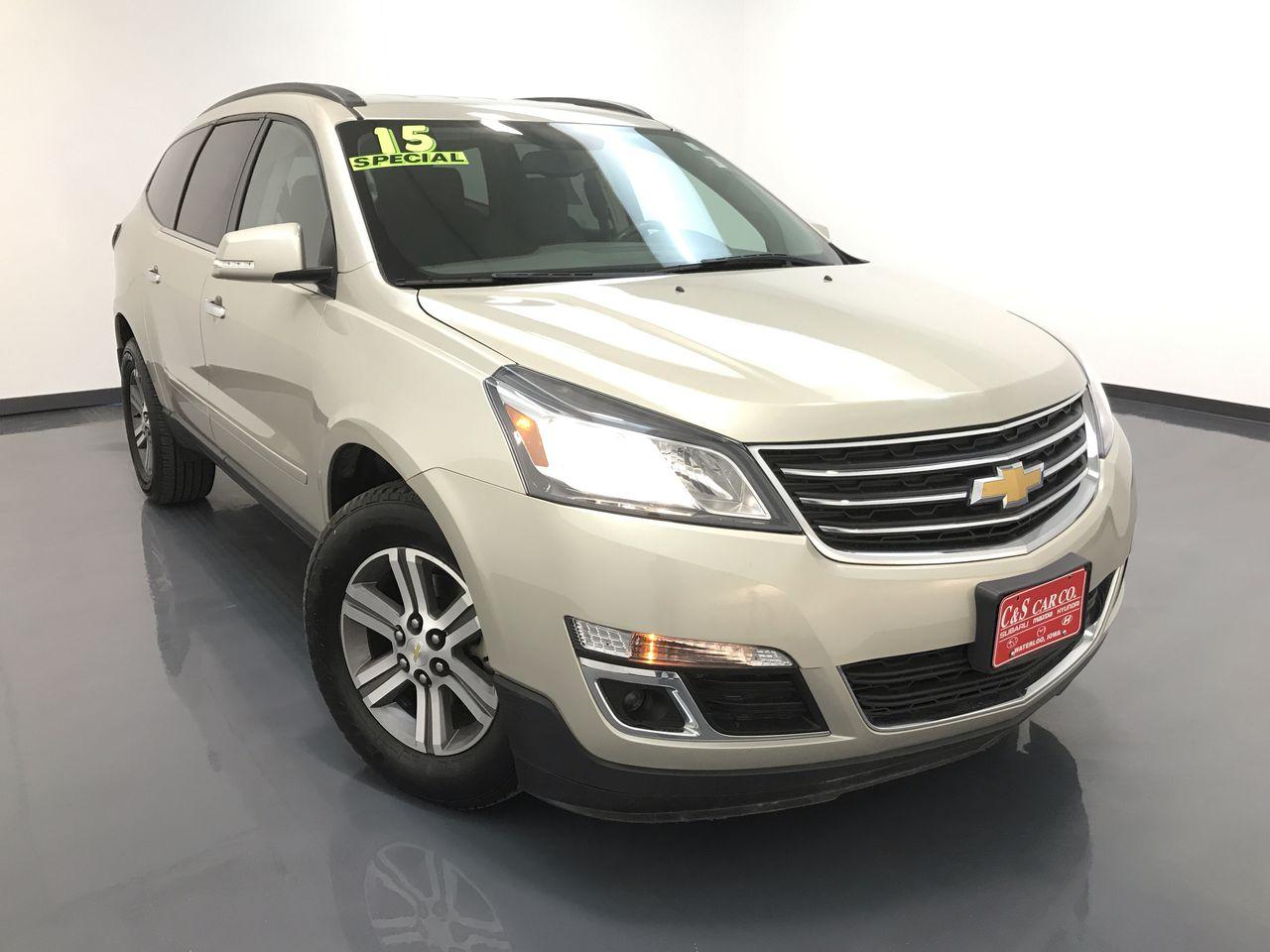 2015 Chevrolet Traverse  - C & S Car Company