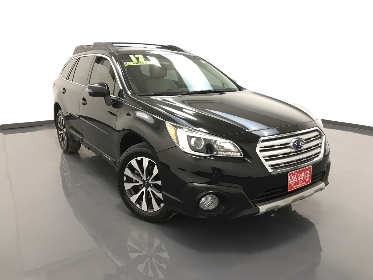 2017 Subaru Outback 2.5i Limited w/Eyesight  - 15791  - C & S Car Company