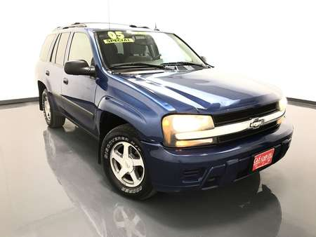 2005 Chevrolet TrailBlazer LS  4WD for Sale  - SB7856D  - C & S Car Company