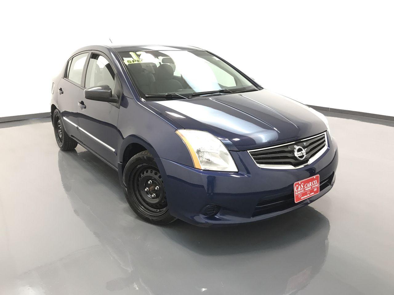 2012 Nissan Sentra  - C & S Car Company