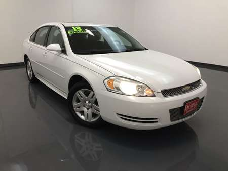 2013 Chevrolet Impala LT for Sale  - SB7633B  - C & S Car Company