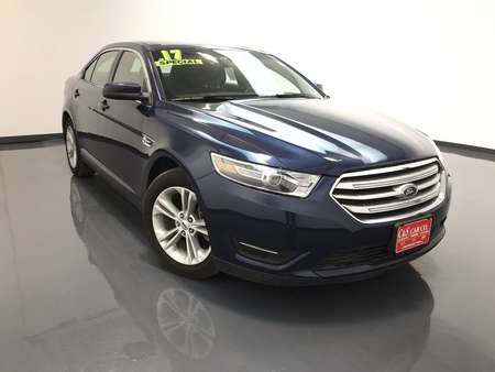 2017 Ford Taurus SEL for Sale  - SB7417A  - C & S Car Company