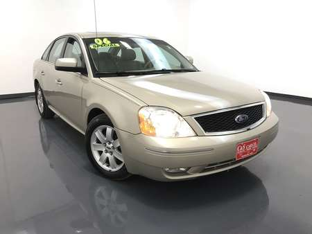 2006 Ford Five Hundred SEL for Sale  - R16140  - C & S Car Company