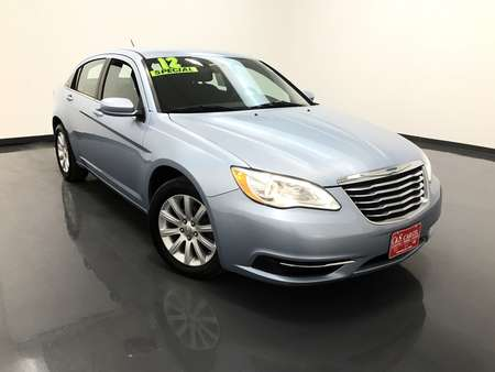 2012 Chrysler 200 Touring for Sale  - SB7329A  - C & S Car Company