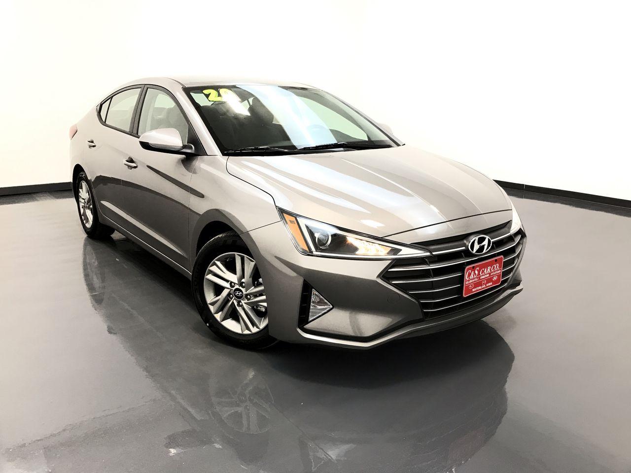 2020 Hyundai Elantra  - C & S Car Company