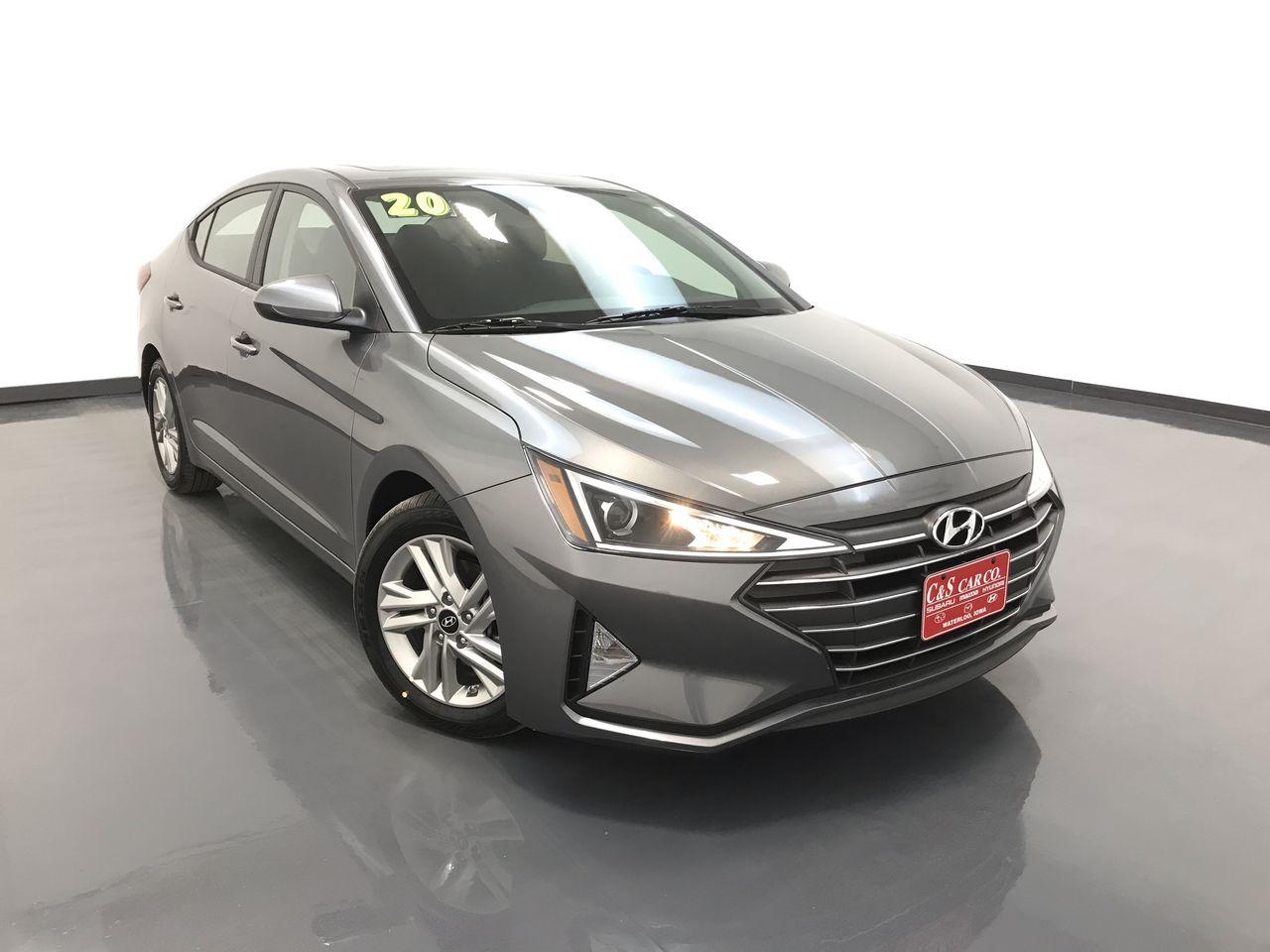 2020 Hyundai Elantra Value Edition  - HY8150  - C & S Car Company
