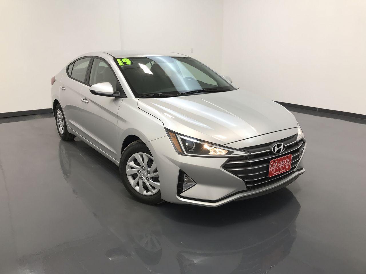2019 Hyundai Elantra SE  - HY8167  - C & S Car Company