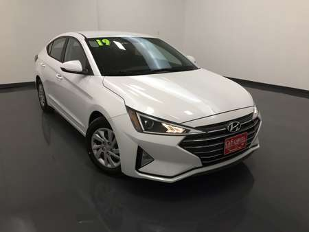 2019 Hyundai Elantra SE for Sale  - HY8160  - C & S Car Company