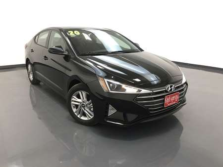 2020 Hyundai Elantra SEL for Sale  - HY8165  - C & S Car Company