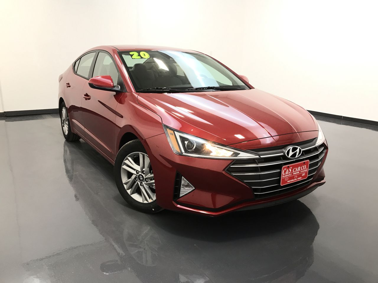 2020 Hyundai Elantra SEL  - HY8155  - C & S Car Company