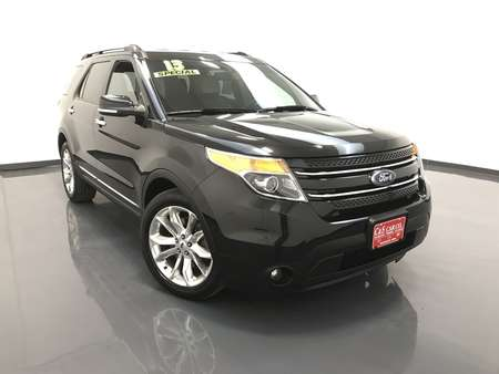 2013 Ford Explorer Limited  FWD for Sale  - SB8006A  - C & S Car Company