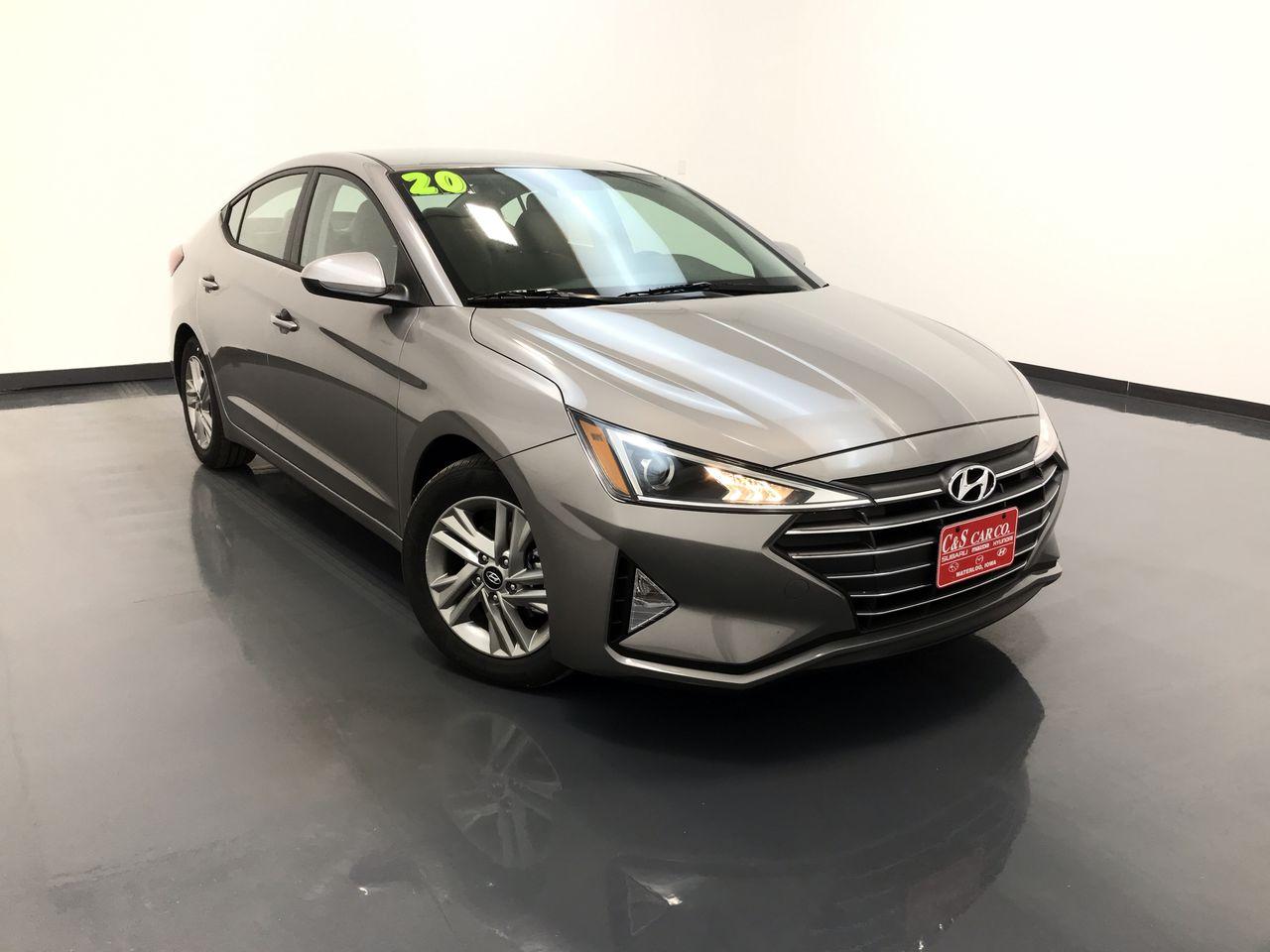 2020 Hyundai Elantra SEL  - HY8176  - C & S Car Company