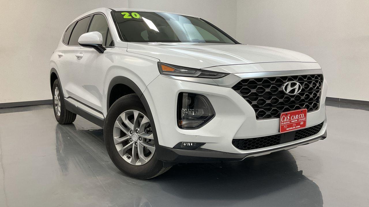 2020 Hyundai Santa Fe SEL  - HY8173  - C & S Car Company