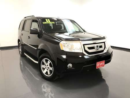 2011 Honda Pilot Touring 4WD w/RES for Sale  - HY7932A  - C & S Car Company