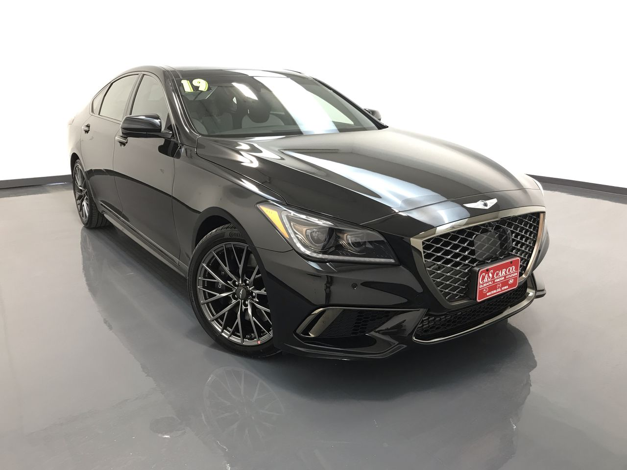 2019 Genesis G80  - C & S Car Company
