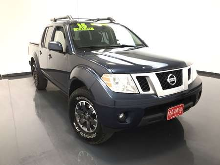 2015 Nissan Frontier Pro-4X Crew Cab 4X4 for Sale  - SB7898A  - C & S Car Company