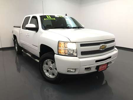 2011 Chevrolet Silverado 1500 LTZ Crew Cab 4WD for Sale  - 15814A  - C & S Car Company