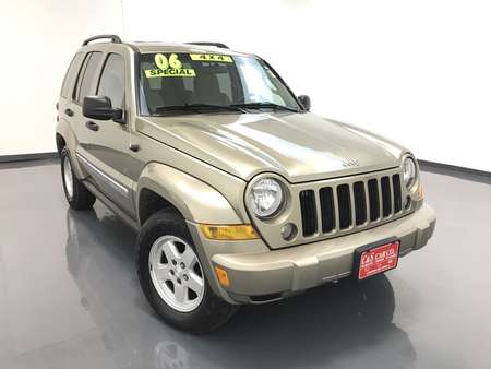 2006 Jeep Liberty Sport  4WD for Sale  - SB7239B  - C & S Car Company