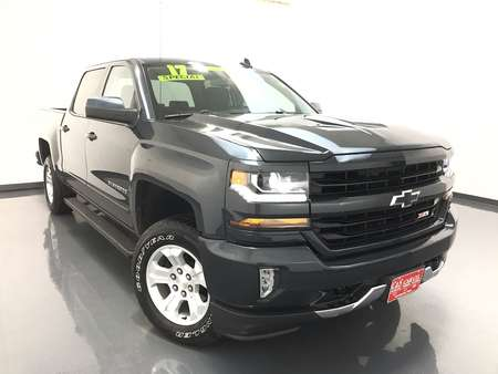 2017 Chevrolet Silverado 1500 LT Crew Cab 4WD for Sale  - SB7447C  - C & S Car Company