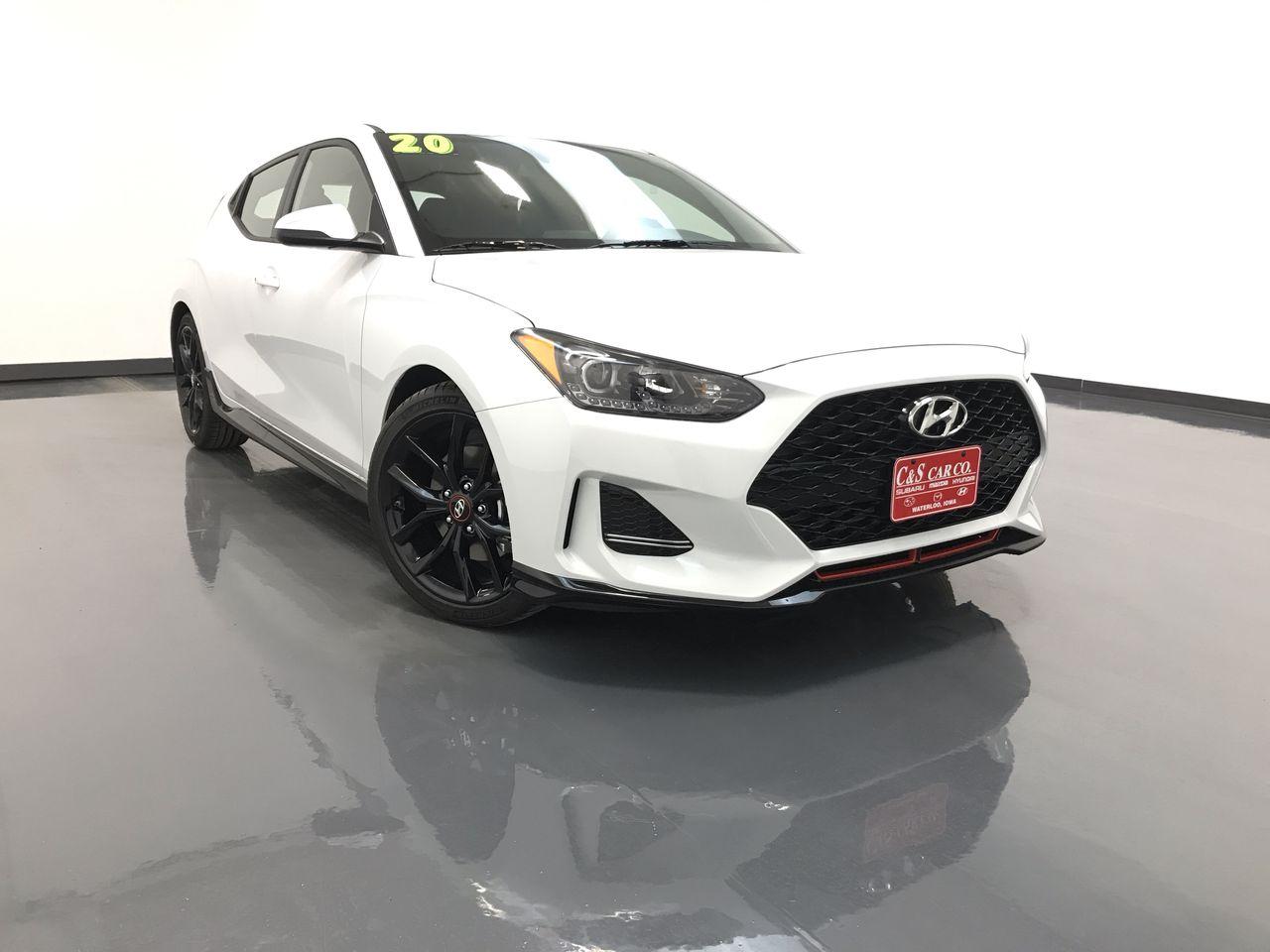 2020 Hyundai Veloster  - C & S Car Company