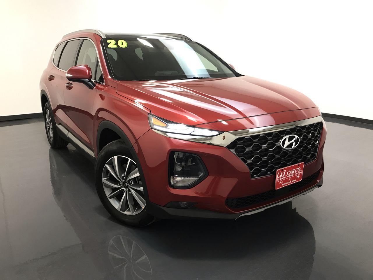 2020 Hyundai Santa Fe Limited AWD  - HY8192  - C & S Car Company