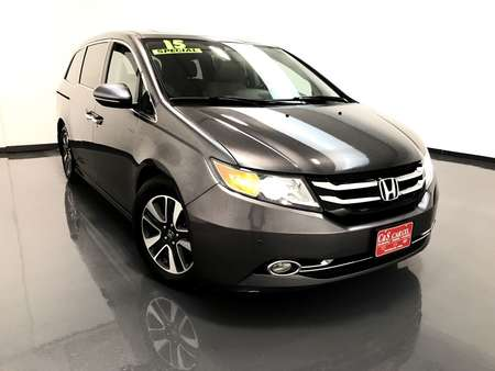 2015 Honda Odyssey Touring Elite w/RES for Sale  - SB7334B  - C & S Car Company