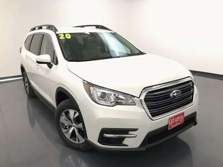2020 Subaru ASCENT Premium AWD w/Eyesight for Sale  - SB8052  - C & S Car Company