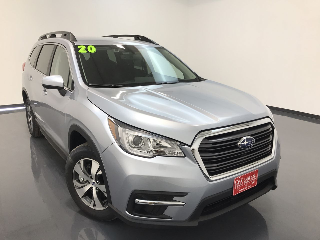 2020 Subaru ASCENT Premium AWD w/Eyesight  - SB8049  - C & S Car Company
