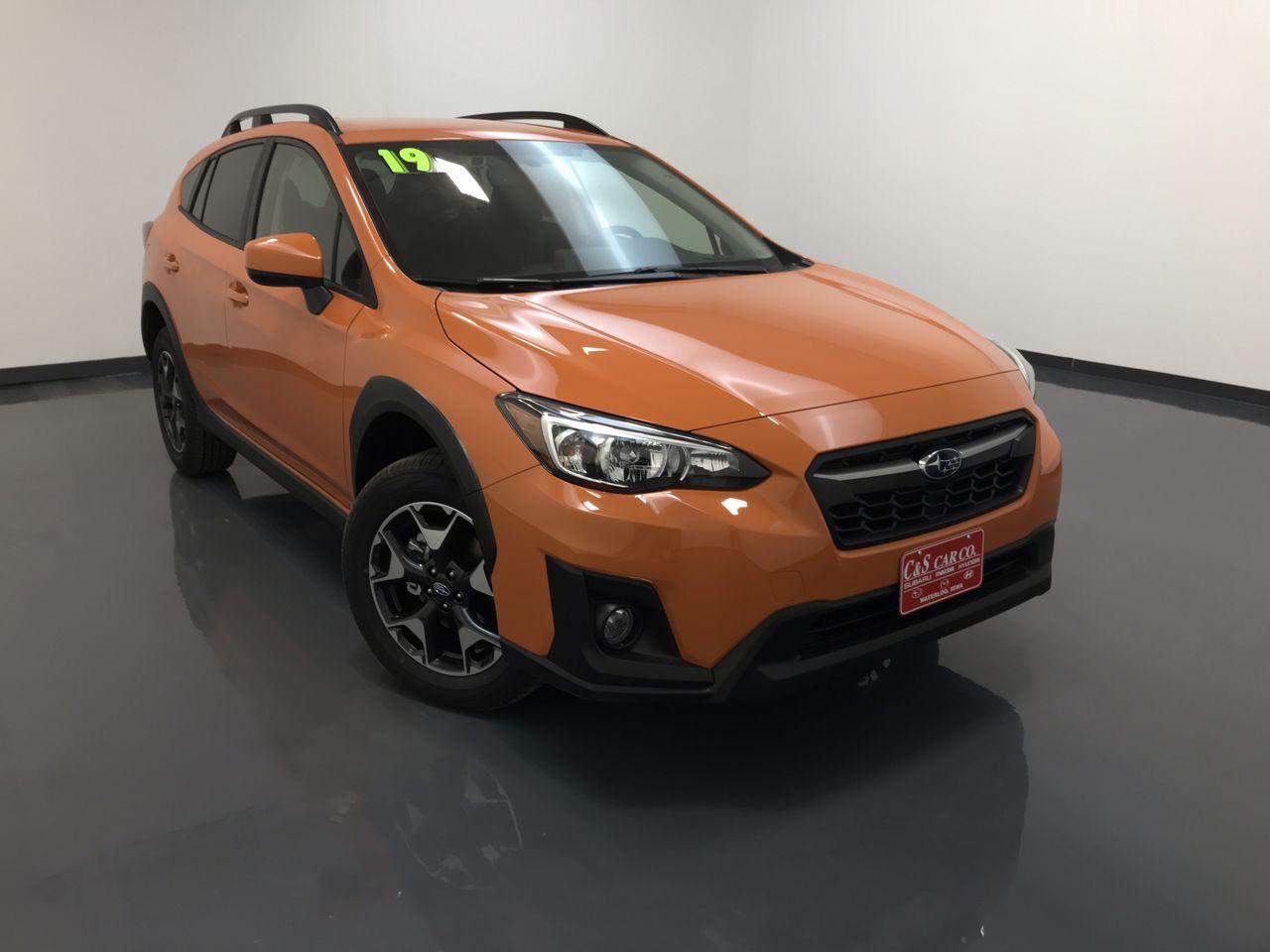 2019 Subaru Crosstrek 2.0i Premium w/Eyesight  - SB8055  - C & S Car Company