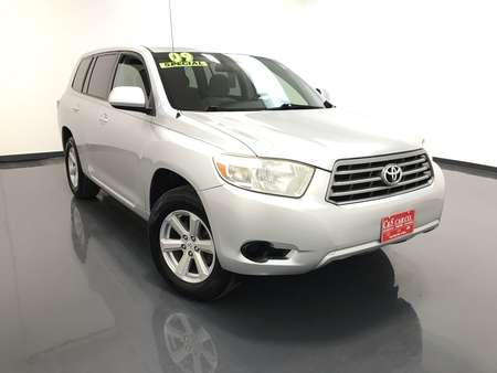 2009 Toyota Highlander V6 for Sale  - HY7713A  - C & S Car Company