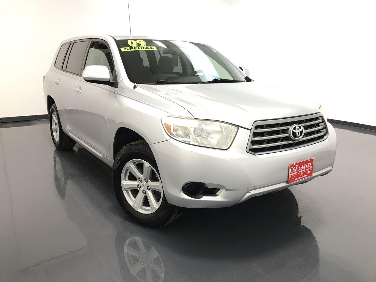 2009 Toyota Highlander  - C & S Car Company