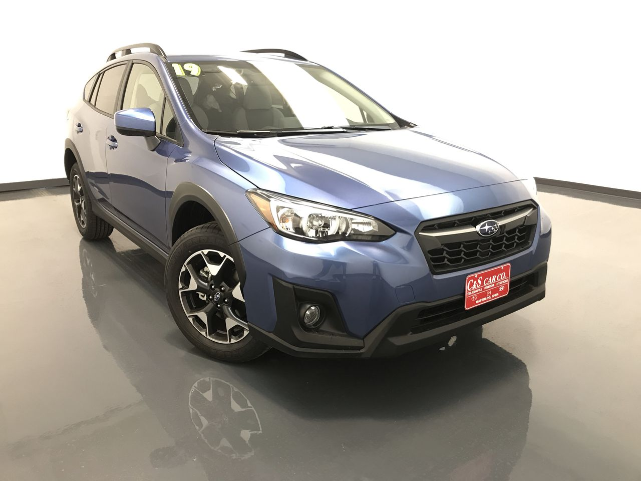 2019 Subaru Crosstrek 2.0i Premium w/Eyesight  - SB8066  - C & S Car Company