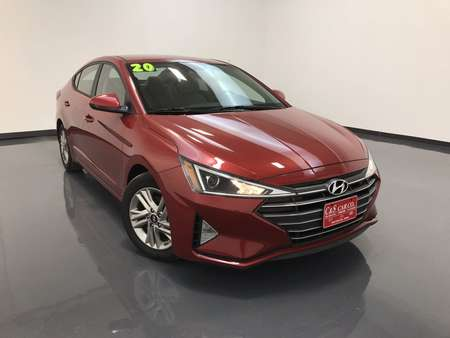 2020 Hyundai Elantra SEL for Sale  - HY8200  - C & S Car Company