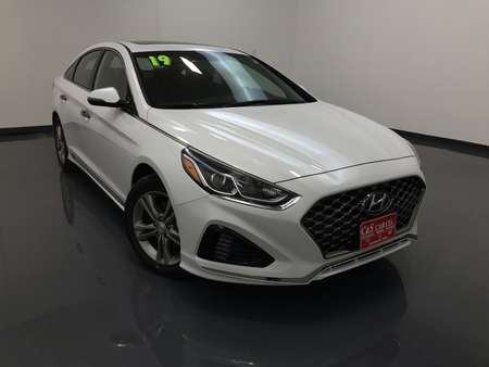2019 Hyundai Sonata Sport for Sale  - HY8206  - C & S Car Company