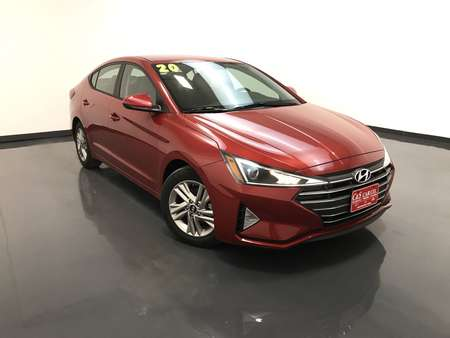 2020 Hyundai Elantra SEL for Sale  - HY8207  - C & S Car Company