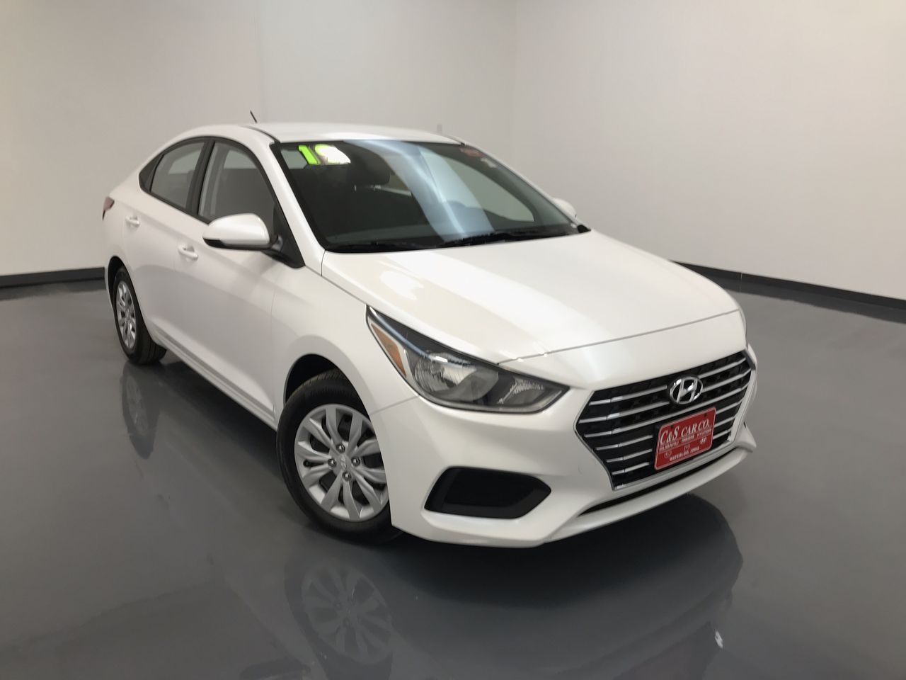 2019 Hyundai Accent  - C & S Car Company