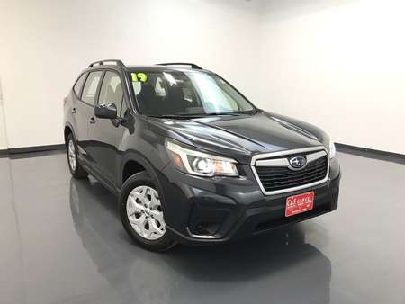 2019 Subaru Forester 2.5i w/Eyesight for Sale  - SB8080  - C & S Car Company