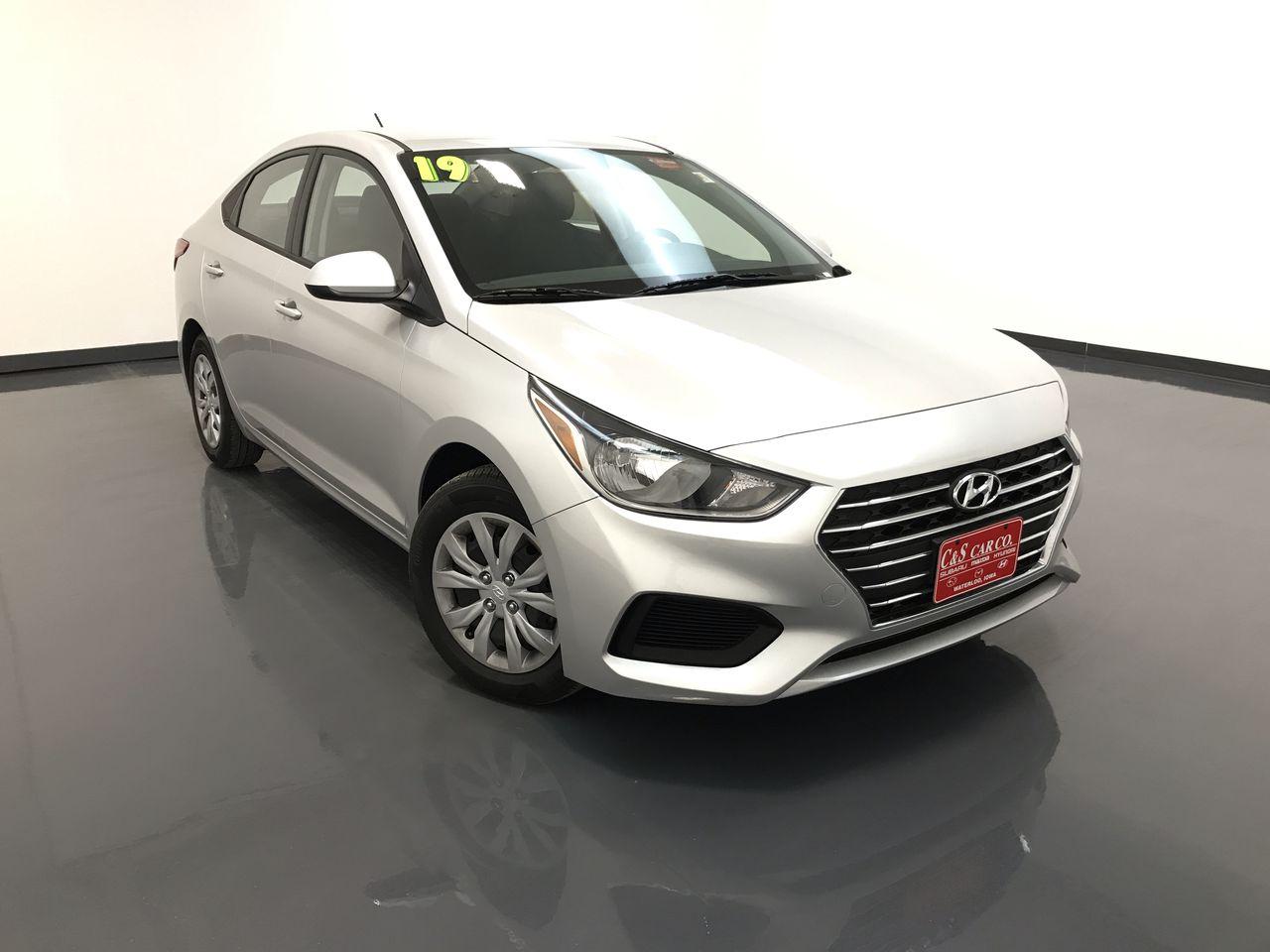 2019 Hyundai Accent  - C & S Car Company