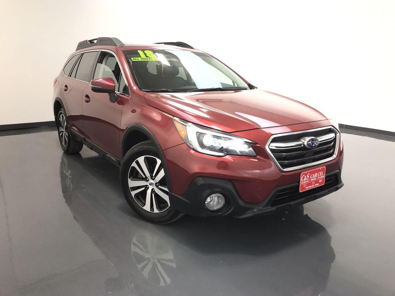 2018 Subaru Outback 2.5i Limited w/Eyesight  - SB8078A  - C & S Car Company