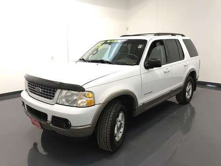 2002 Ford Explorer Eddie Bauer 4WD for Sale  - SB7947C  - C & S Car Company